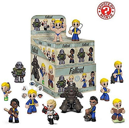 Funko Fallout 76 Series 2 Store Display Case of 12 Mystery Mini ()