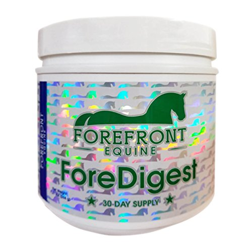 ForeFront Equine, LLC ForeDigest, 1.31 lb, 30 Day Supply by ForeFront Equine, LLC