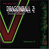 The Best of Dragon Ball Z American Soundtracks, Volume 5 by N/A (2004-07-13)