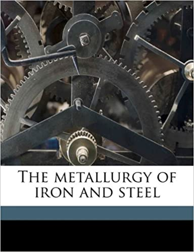 Book The metallurgy of iron and steel