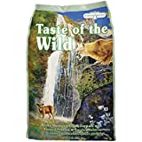 Taste of the Wild Cat Food Rocky Mountain with Roasted Venison and Smoked Salmon, 2 kg