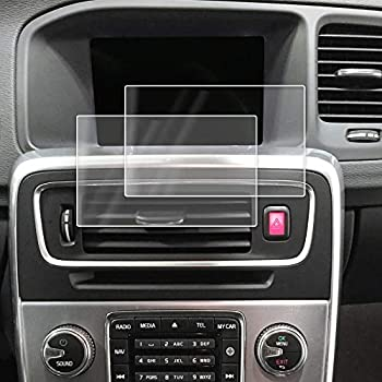 Red Hound Auto Screen Saver 2pc Compatible with Volkswagen VW Atlas 2018-2019 Touchscreen Invisible High Clarity Display Protector Minimizes Fingerprints fits 8 Inch Diagonal