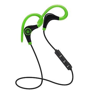 DKEyinx S553 Auriculares Deportivos inalámbricos Bluetooth v4.1 ...