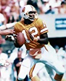 DOUG WILLIAMS TAMPA BAY BUCCANEERS 8X10 SPORTS ACTION PHOTO (K)
