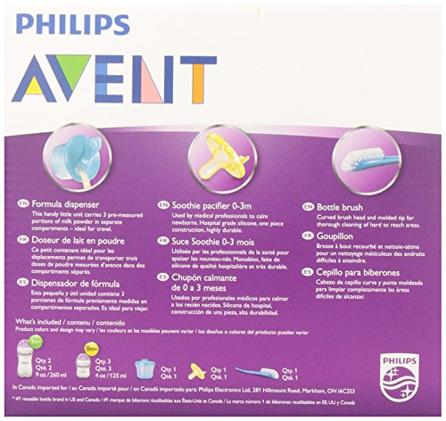 Philips Avent Natural Newborn Baby Bottle Starter Set, SCD296/02 by Philips AVENT (Image #4)