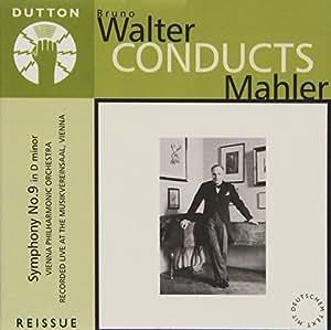 (Bruno Walter Conducts:) Mahler: Symphony No. 9
