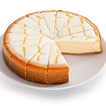 Image Unavailable. Image not available for. Color: Dulce De Leche Cheesecake