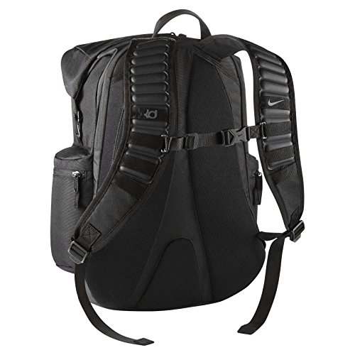 2fc7b28fd9 Nike KD Trey 5 V Kevin Durant Black Grey Mens Basketball Backpack Bag  BA5389-010
