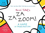 Hervé Tullet's ZaZaZoom!: A Game of Imagination: Mix. Match. Connect. Play.