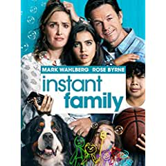 INSTANT FAMILY arrives on Digital February 19th and on Blu-ray and DVD March 5th from Paramount