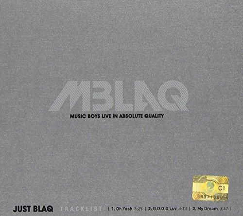 Mblaq - Just Blaq (CD)
