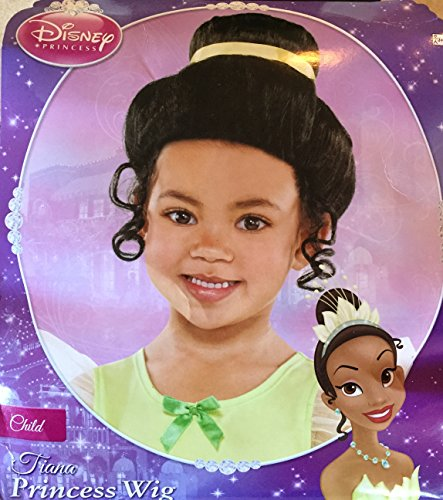 [Tiana Princess Wig] (Affordable Costumes)