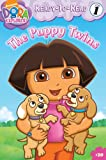 The Puppy Twins (Ready-To-Read Dora the Explorer - Level 1) (Dora the Explorer Ready-to-Read)