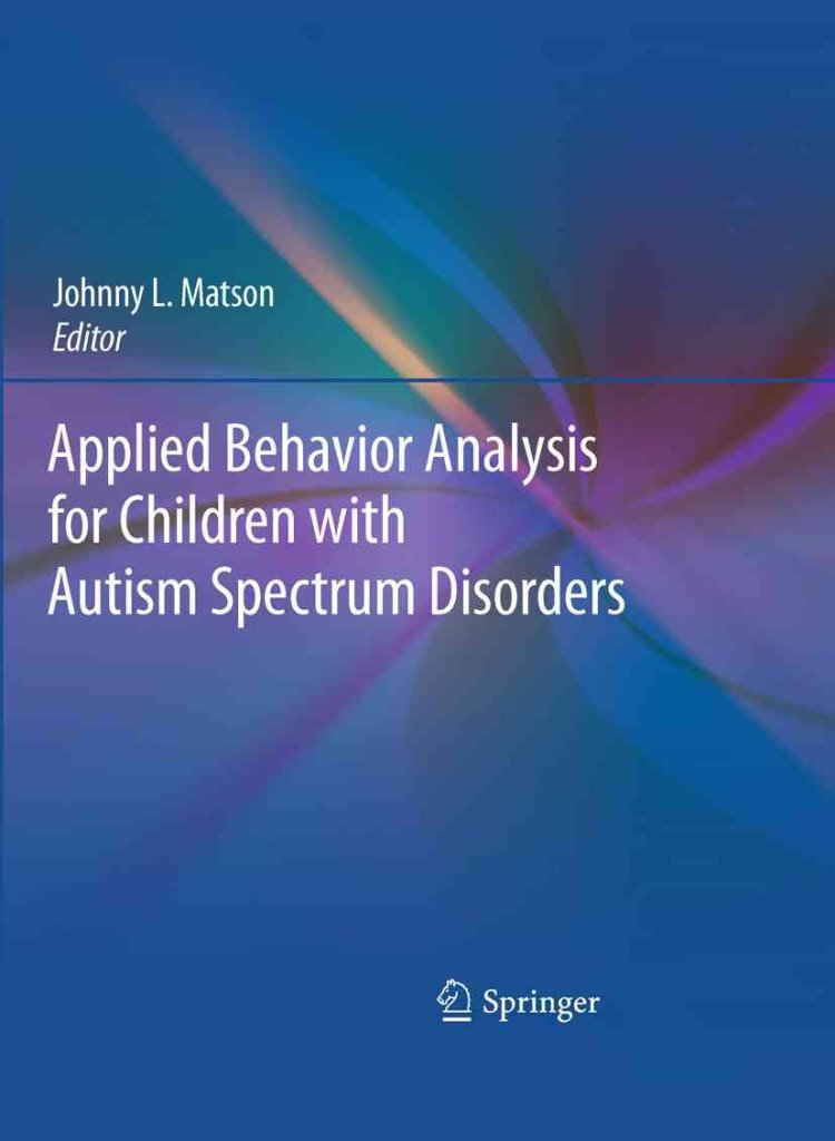Download Applied Behavior Analysis for Children with Autism Spectrum Disorders(Paperback) - 2011 Edition pdf epub