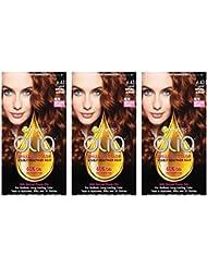 Garnier Olia Ammonia Free Hair Color, 6.43 Light Natural...