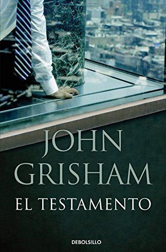 Portada del libro El testamento de John Grisham