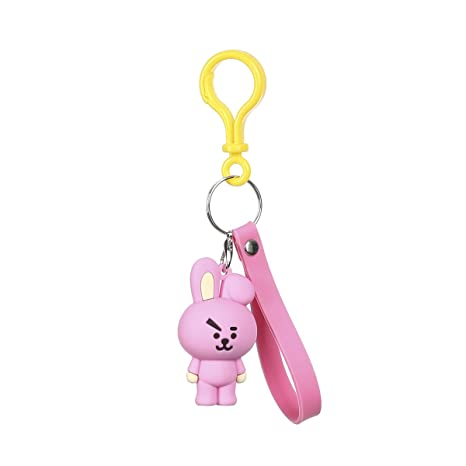 Cute Doll Hanging Ornaments Epoxy Doll Keychain Bag Pendant Accessories (Cooky)