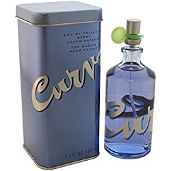 Curve By Liz Claiborne For Women. Eau De Toilette Spray 3.4 Ounces
