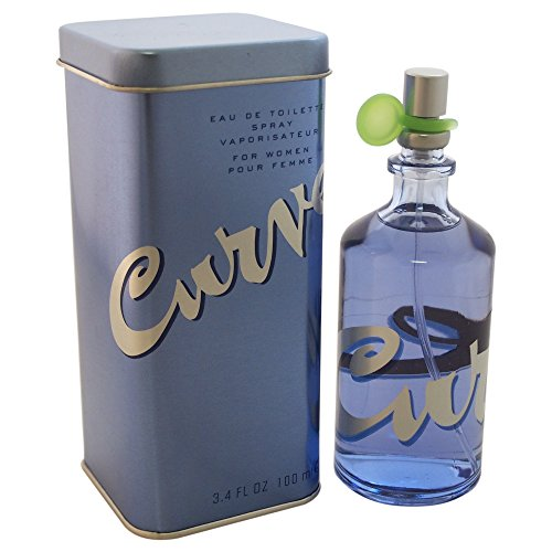 Curve By Liz Claiborne For Women. Eau De Toilette Spray 3.4 Ounces by Liz Claiborne
