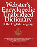 Webster's Encyclopedic Unabridged Dictionary, Random House Value Publishing Staff, 0517151413