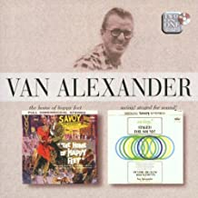 Home of Happy Feet: Swing Staged for Sound by Alexander, Van (2002-01-01)