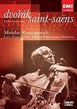 Dvorak/Saint-Saens: Cello Concertos - Mstislav Rostropovich, Carlo Maria Giulini, London Philharmonic Orchestra