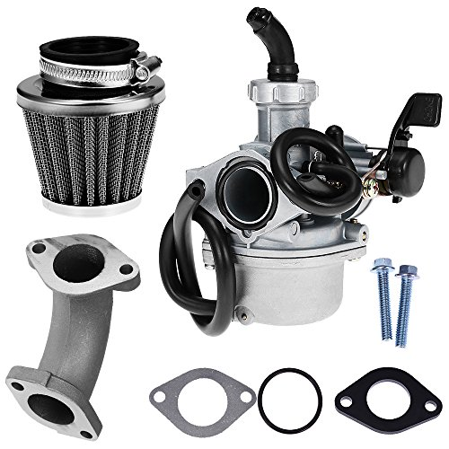 QKPARTS 22mm Carburetor Air Filter For 110cc 125cc CRF SSR Sunl Taotao Pit bike ATV (Best Chinese Pit Bike)