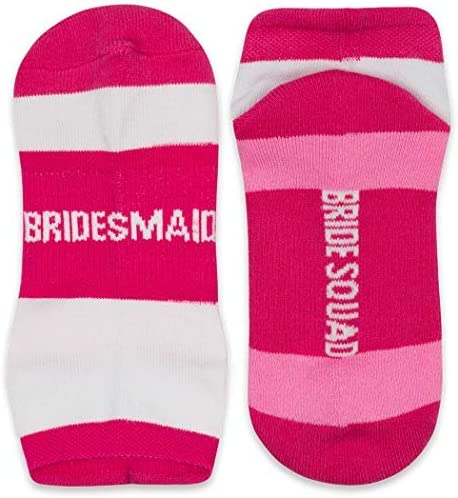 Bridesmaid Socks Bachelorette Party Socks \u00a9