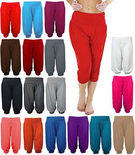 Pantaloni Generic Donna Pantaloni Bianco Donna Generic 5zwq68P