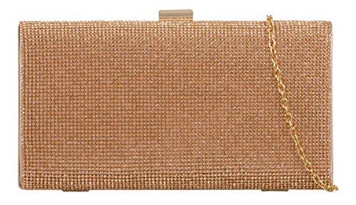 Champán Cartera De Mano Mujer Girly Handbags qTXw5w4
