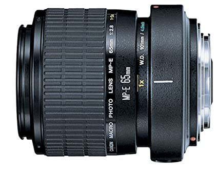 Canon MP-E 65mm f/2 8 1-5X Macro Lens for Canon SLR Cameras