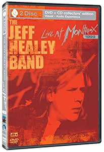 Jeff Healey Band - Live At Montreaux 1997 & 1999 (DVD / CD)
