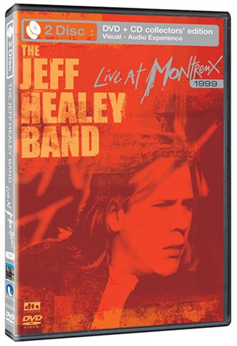 The Jeff Healey: Live at Montreaux 1997 & (174 Tom)