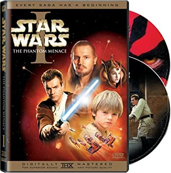Star Wars: Episode I - The Phantom Menace (Widescreen Edition) / DVD