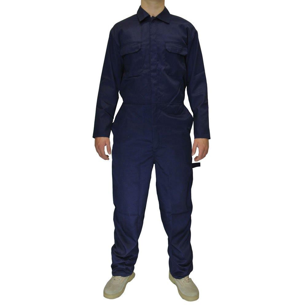 Mens Boilersuit Mechanic Overall Boiler Suit Workwear