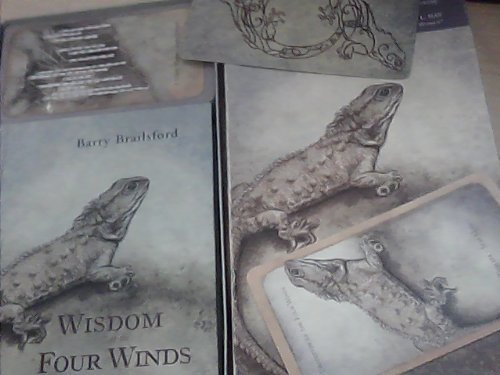 Wisdom of the Four Winds (Sacred Path Card & Book Set from New Zealand)