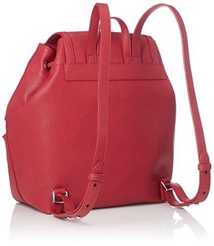 royal Exchange Mujer Backpack Denim Rojo Red Mochilas Armani B1nCTgx