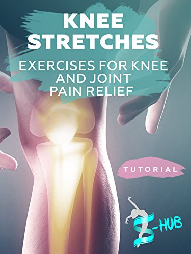 Exercise Products : Knee stretches - exercises for knee pain relief.