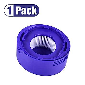 .com - senrokes dyson v7 v8 hepa filter replacements - 1 pack ...