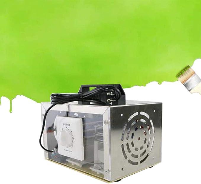 ASDFGHJKL Máquinas comerciales del generador del ozono 35g / h, máquina Industrial del esterilizador del Desodorante de la desinfección del purificador de Aire ...