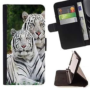 - Panda Cute Face - - Monedero pared Design Premium cuero del tir?n magn?tico delgado del caso de la cubierta pata de ca FOR Samsung Galaxy S6 EDGE Funny House