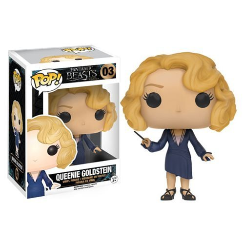 Fantastic Beasts and Where to Find Them Queenie Pop  Vinyl Figure by Fantastic Beasts and Where to Find Them
