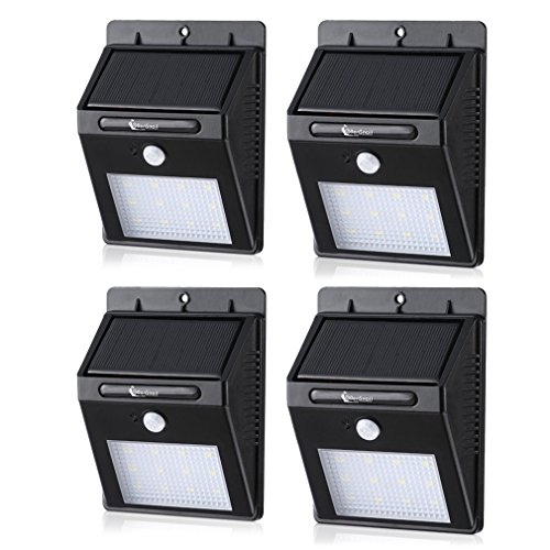 Solar Lights Outdoor Bensnail 12LED Motion Sensor Light Waterproof all Weather Bright Security light for Yard Garden Patio Deck Driveway Pathway Door ...  sc 1 st  NewSuperDeal & cheap Solar Lights Outdoor Bensnail 12LED Motion Sensor Light ...