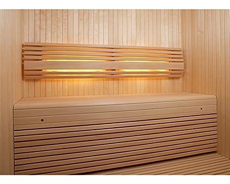 Sauna Vision 150 baño sauna Tylö 175 x 180 x 203 cm de aliso y álamo temblón incluido Tylö estufa para sauna: Amazon.es: Bricolaje y herramientas
