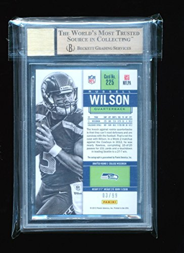 Buy contenders russell wilson auto 99