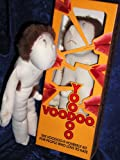 VOODOO DOLL ANATOMICALLY CORRECT UNLUCKY GUY BUDDY STRESS RELIEF REVENGE PAYBACK LOVE MAGIC FUN New Orleans Style Mojo Hoodoo POPPET DOLL KIT, Includes 2 Yoodoo Voodoo Matching Poke 'em Where it Hurts the Most Stainless Steel Ornate Decorated Pins and Instructions