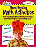 Brain-Boosting Math Activities, Cecilia Dinio-Durkin, 0439407990