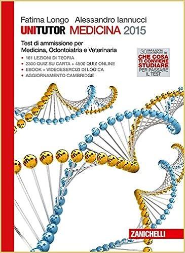 Unitutor medicina 2015. Con e-book: 9788808935502: Amazon ...