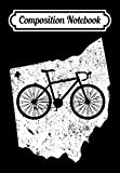 Composition Notebook: Ohio Home State Bike   Cycling Triathlon Gift, Journal 6 x 9, 100 Page Blank Lined Paperback Journal/Notebook