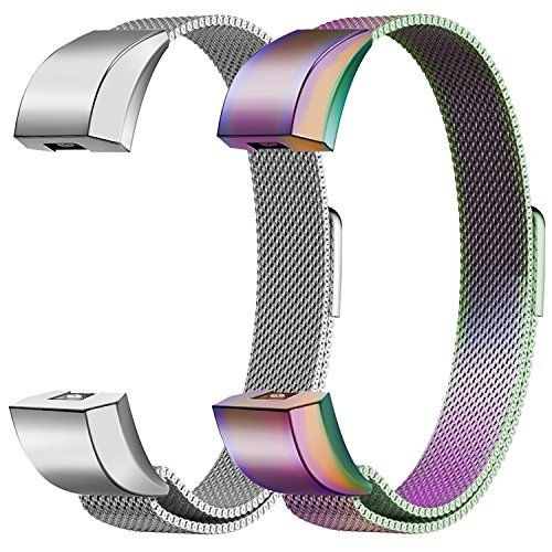 Oitom Fitbit Alta HR Accessory Bands and Fitbit Alta Band, Large 6.7